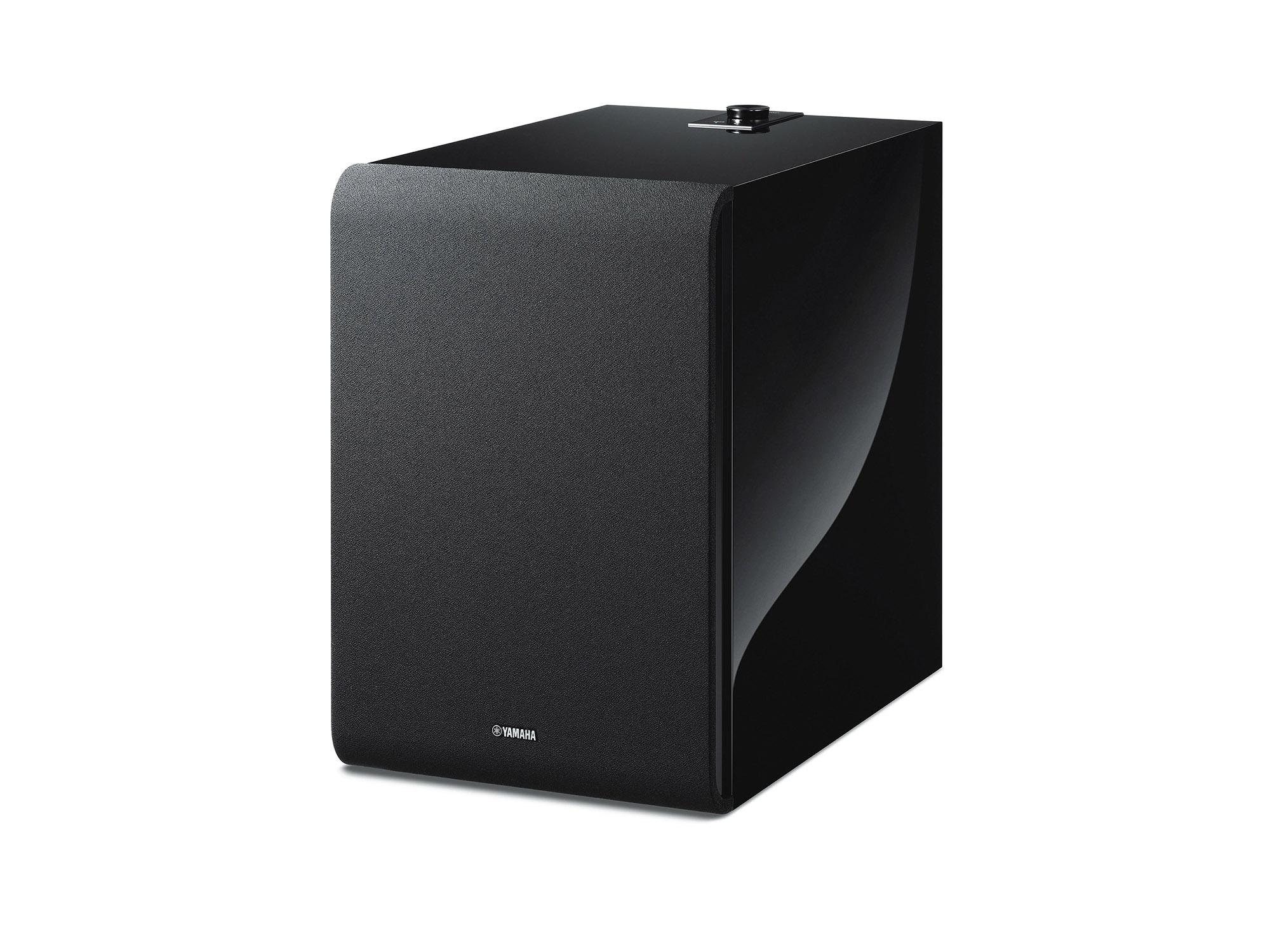 Yamaha MusicCast SUB 100 Piano Black 6c2973d76e6e7